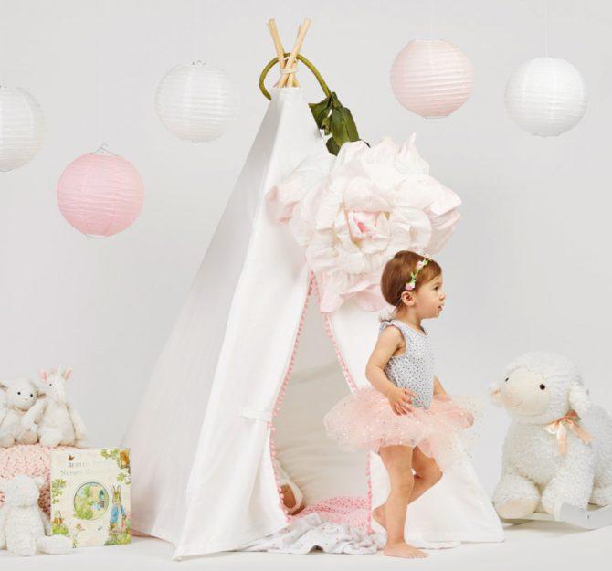 给宝宝一个温馨有趣的儿童房